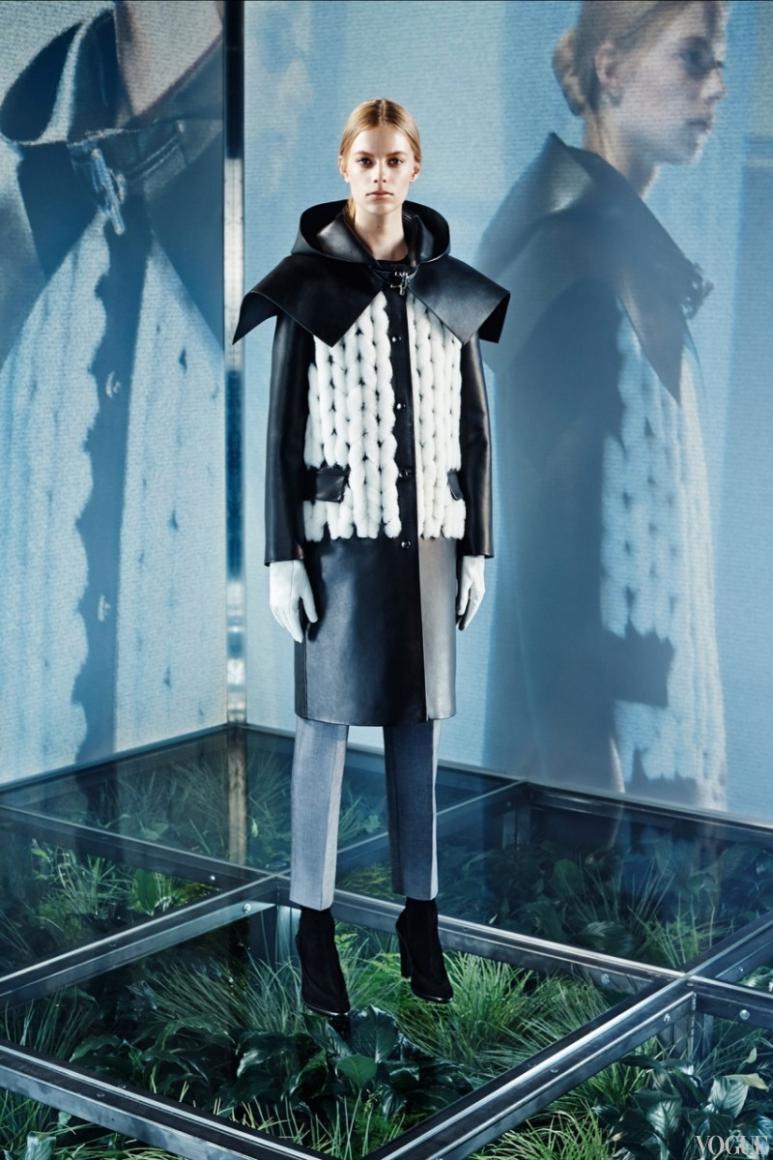 Balenciaga Couture весна-лето 2013 #16