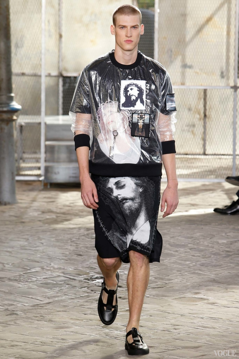 Givenchy Menswear весна-лето 2016 #57
