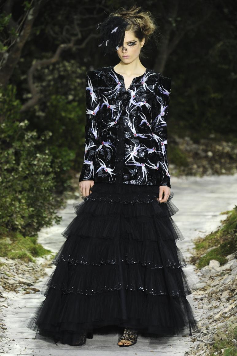Chanel Couture весна-лето 2013 #36