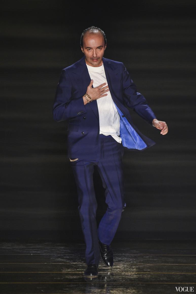 Francesco Scognamiglio весна-лето 2016 #2