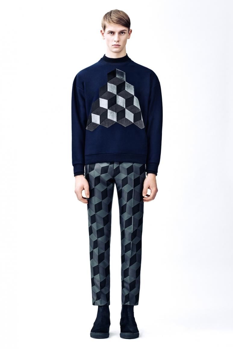 Christopher Kane Menswear осень-зима 2015/2016 #11