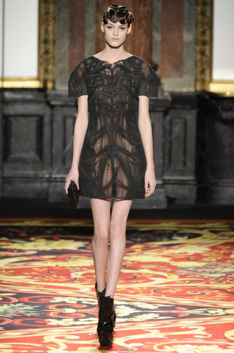 Iris Van Herpen Couture весна-лето 2013 #10