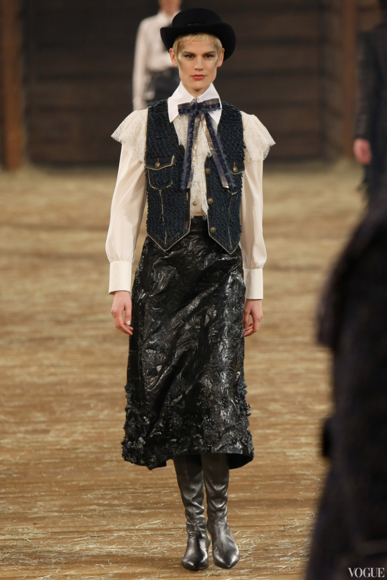 Chanel Couture весна-лето 2013 #26