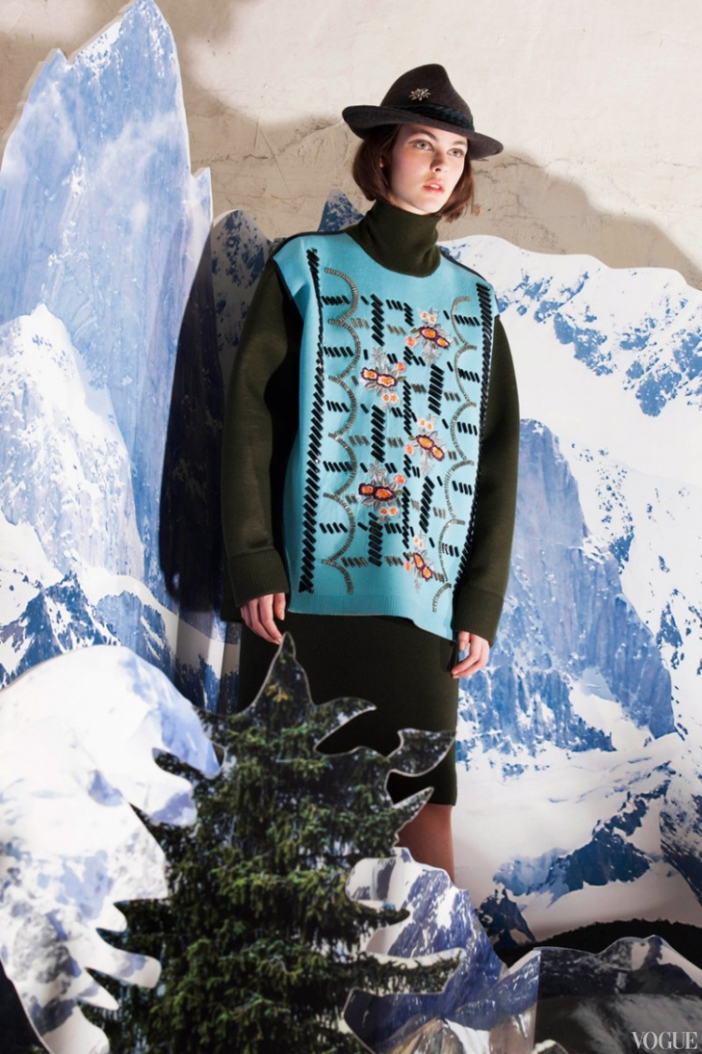 Antonio Marras Couture весна-лето 2013 #7