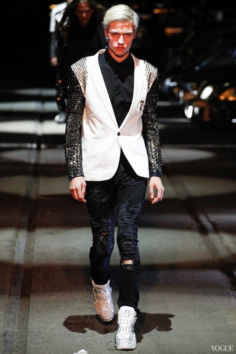 Philipp Plein Menswear весна-лето 2016 #53