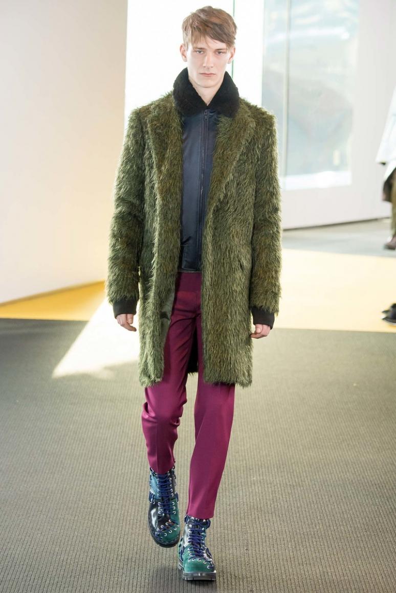 Kenzo Menswear осень-зима 2015/2016 #6