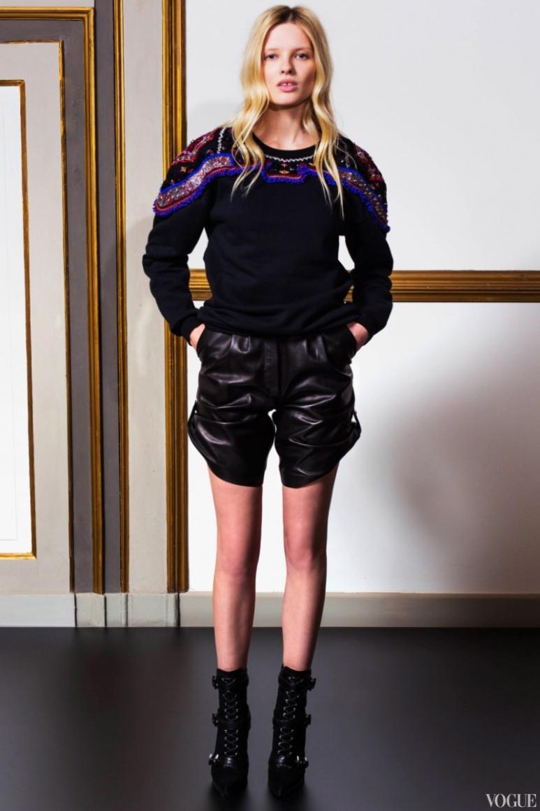 Emilio Pucci Couture весна-лето 2013 #20