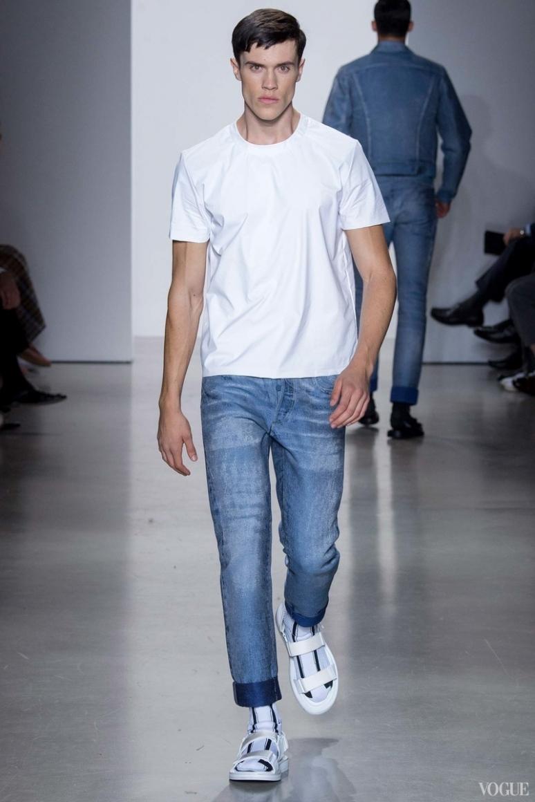 Calvin Klein Menswear весна-лето 2016 #14