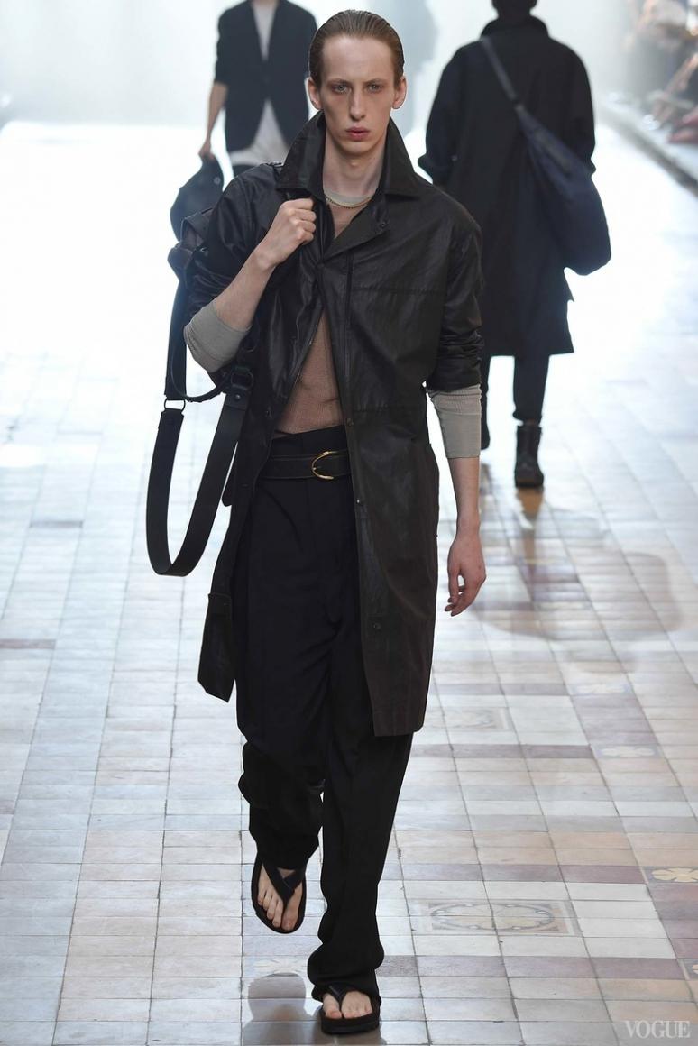 Lanvin Menswear весна-лето 2016 #7