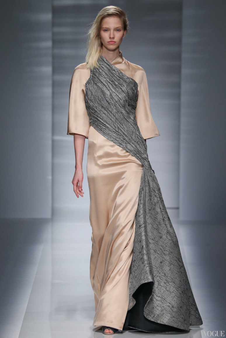Vionnet Couture осень-зима 2014/2015 #2