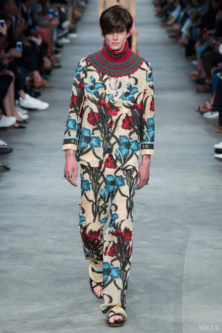 Gucci Menswear весна-лето 2016 #23