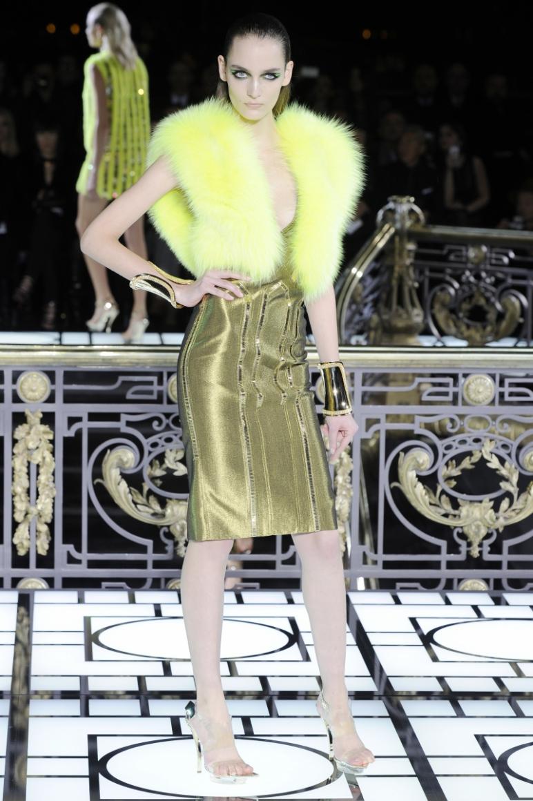 Atelier Versace Couture весна-лето 2013 #7