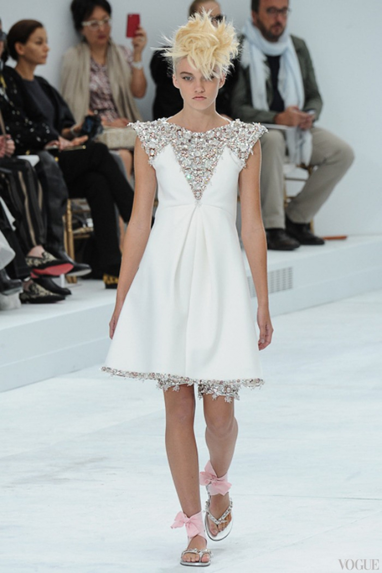Chanel Couture осень-зима 2014/2015 #20