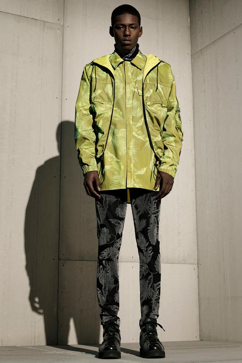 Alexander Wang Menswear осень-зима 2015/2016 #14