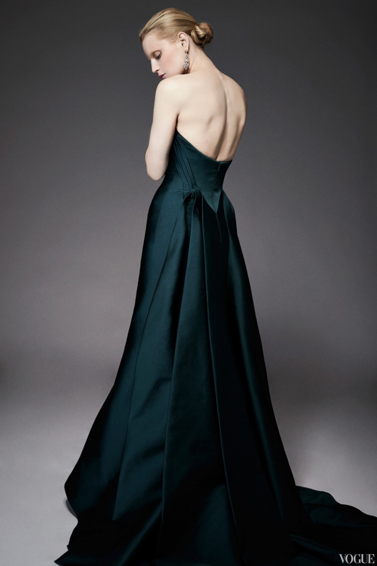 Zac Posen Resort 2015 #7