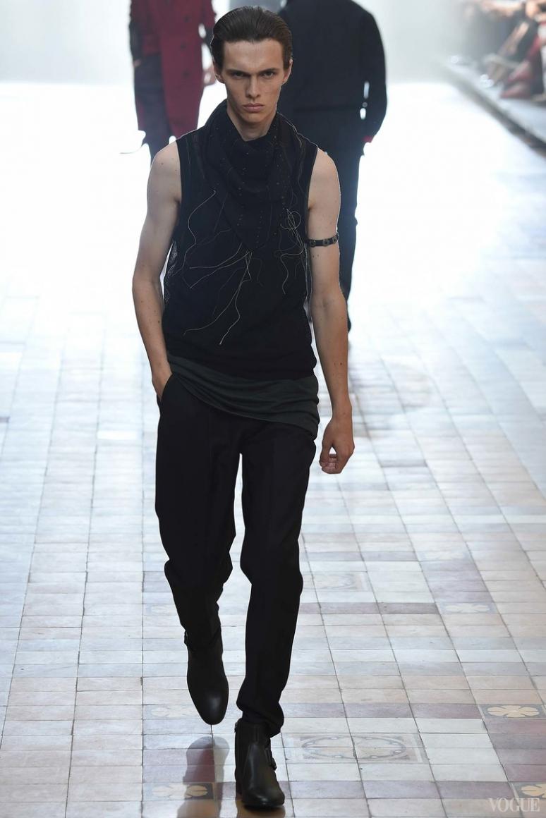 Lanvin Menswear весна-лето 2016 #3