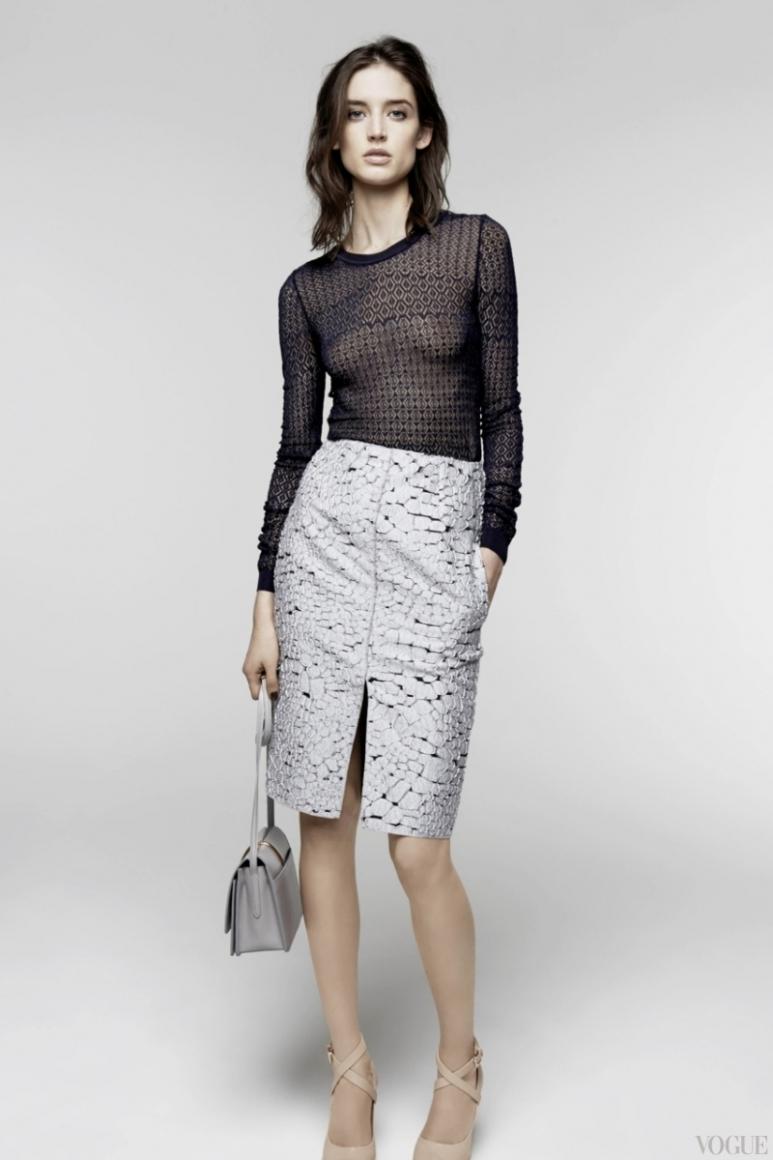 Nina Ricci Couture весна-лето 2013 #12