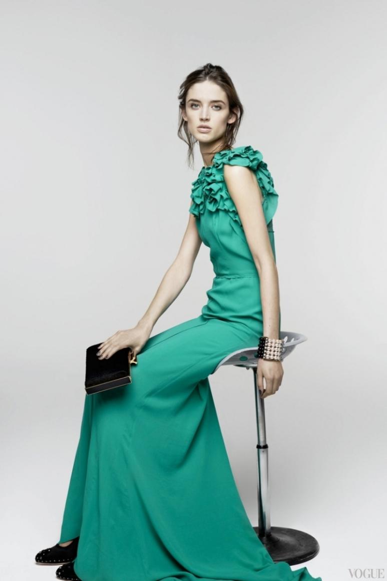 Nina Ricci Couture весна-лето 2013 #5