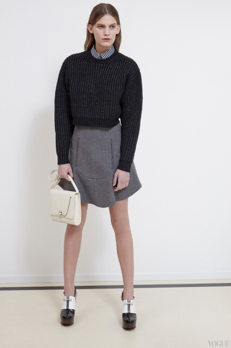 Carven Couture весна-лето 2013 #14