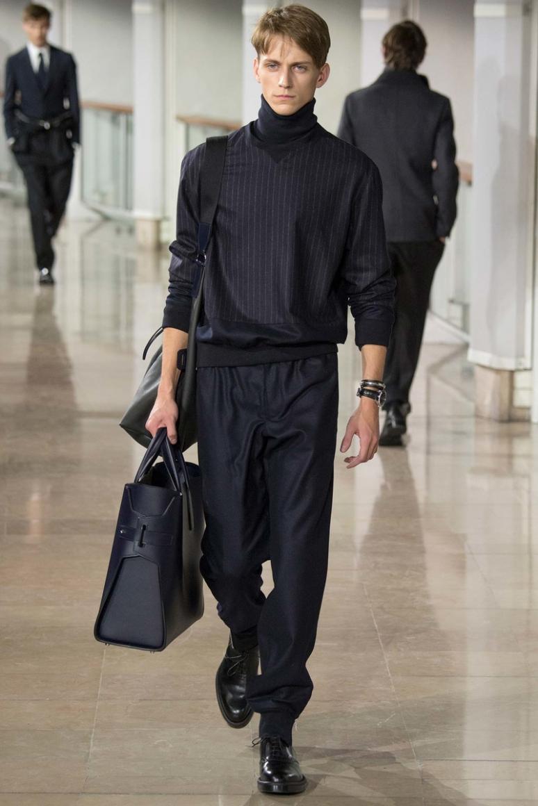 Hermes Menswear осень-зима 2015/2016 #37
