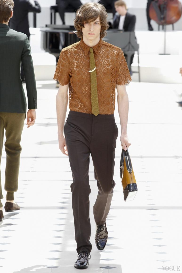 Burberry Prorsum Menswear весна-лето 2016 #41