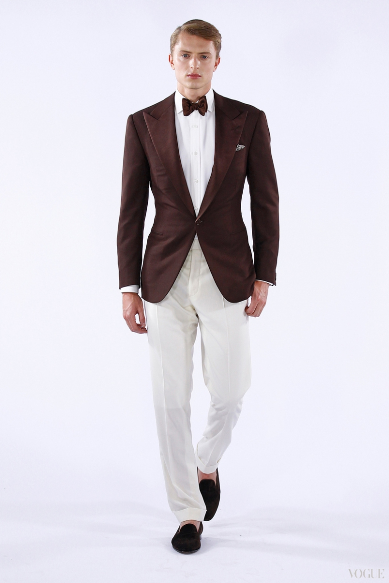 Ralph Lauren Menswear весна-лето 2016 #7