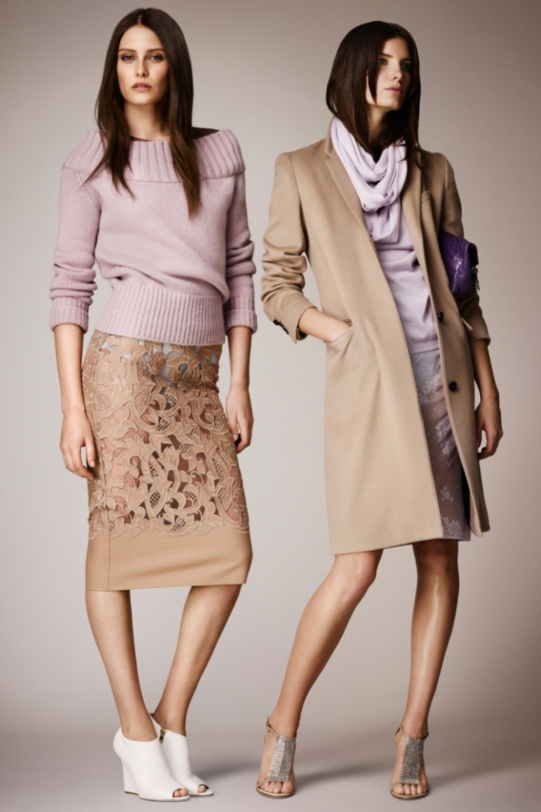 Burberry Prorsum Resort 2014 #9