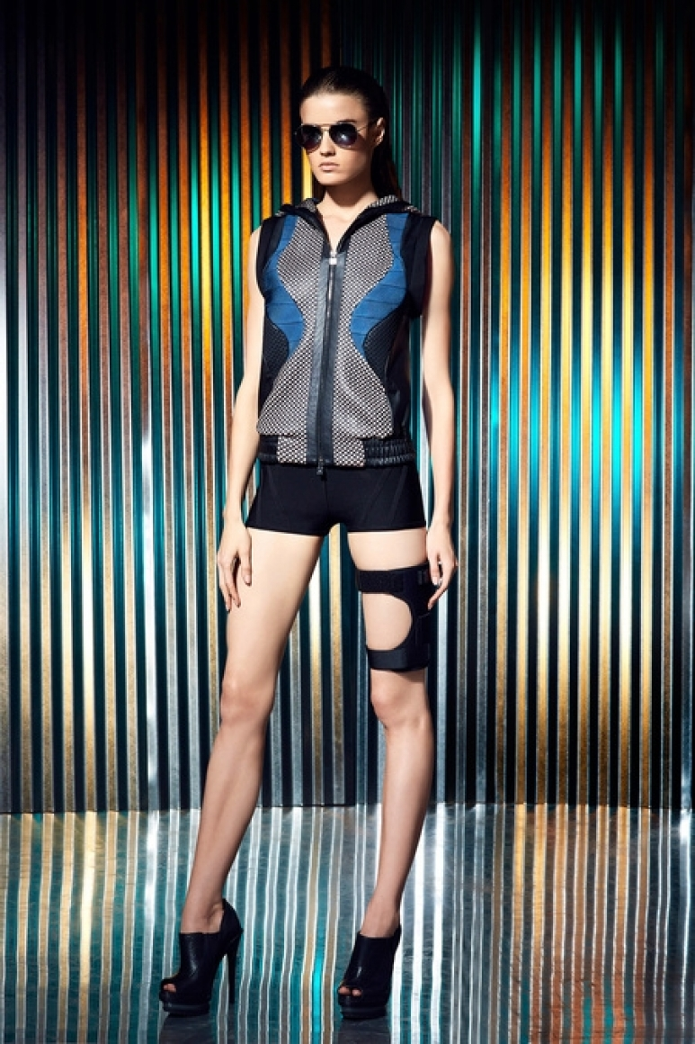 Herve Leger by Max Azria Resort 2014 #37