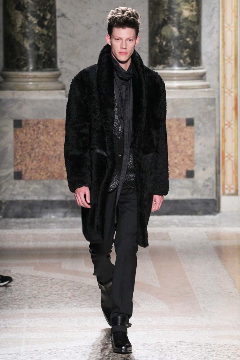 Roberto Cavalli Menswear осень-зима 2015/2016 #14