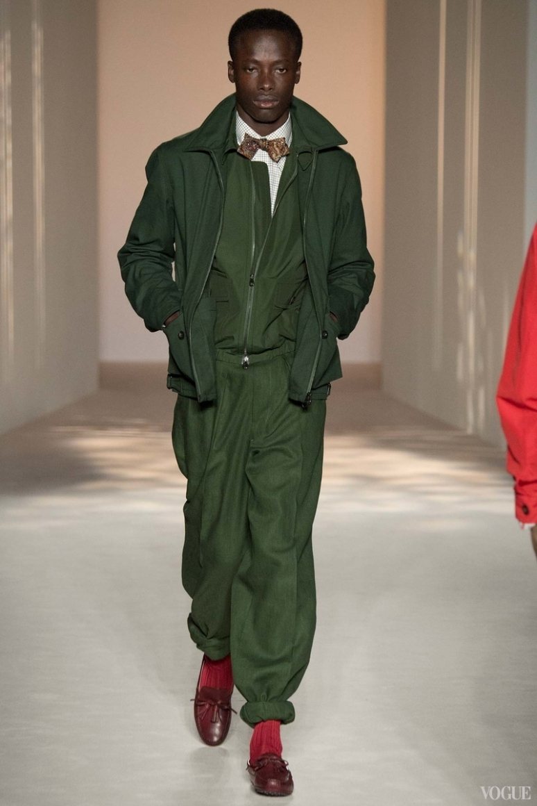 Dunhill Menswear весна-лето 2016 #8