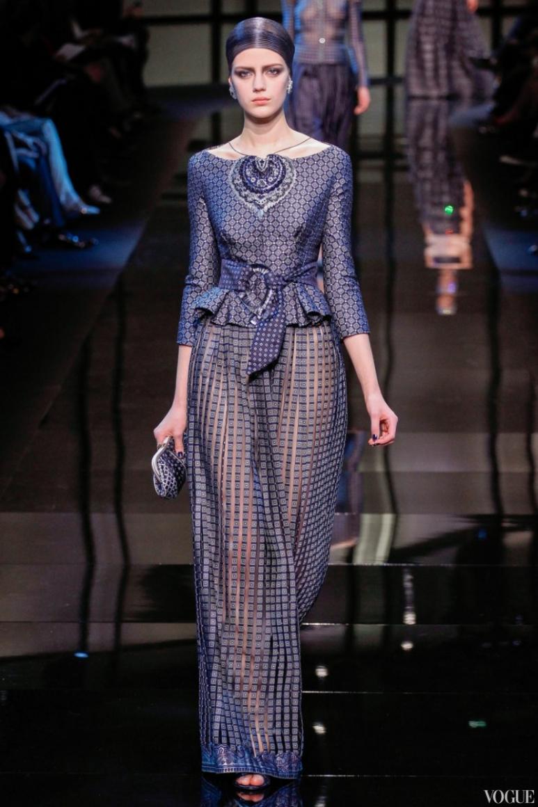 Armani Priv? Couture весна-лето 2014 #39
