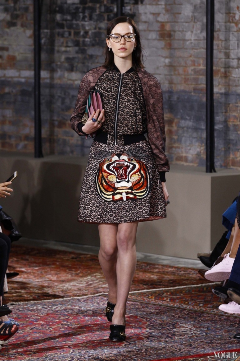 Gucci Resort 2016 #1