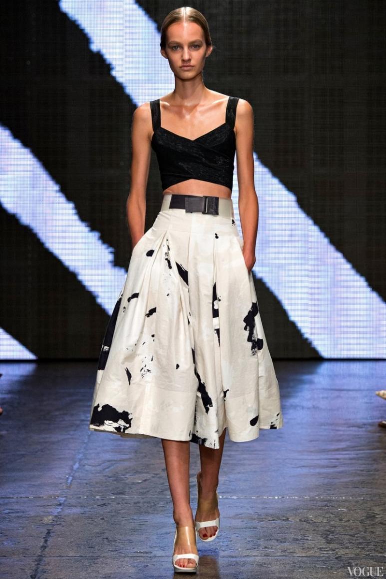 Donna Karan весна-лето 2015 #45