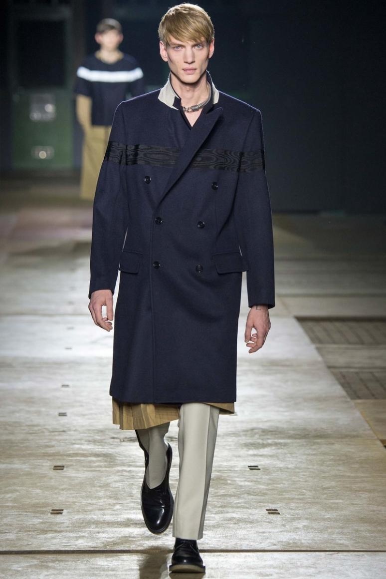 Dries van Noten Menswear осень-зима 2015/2016 #59