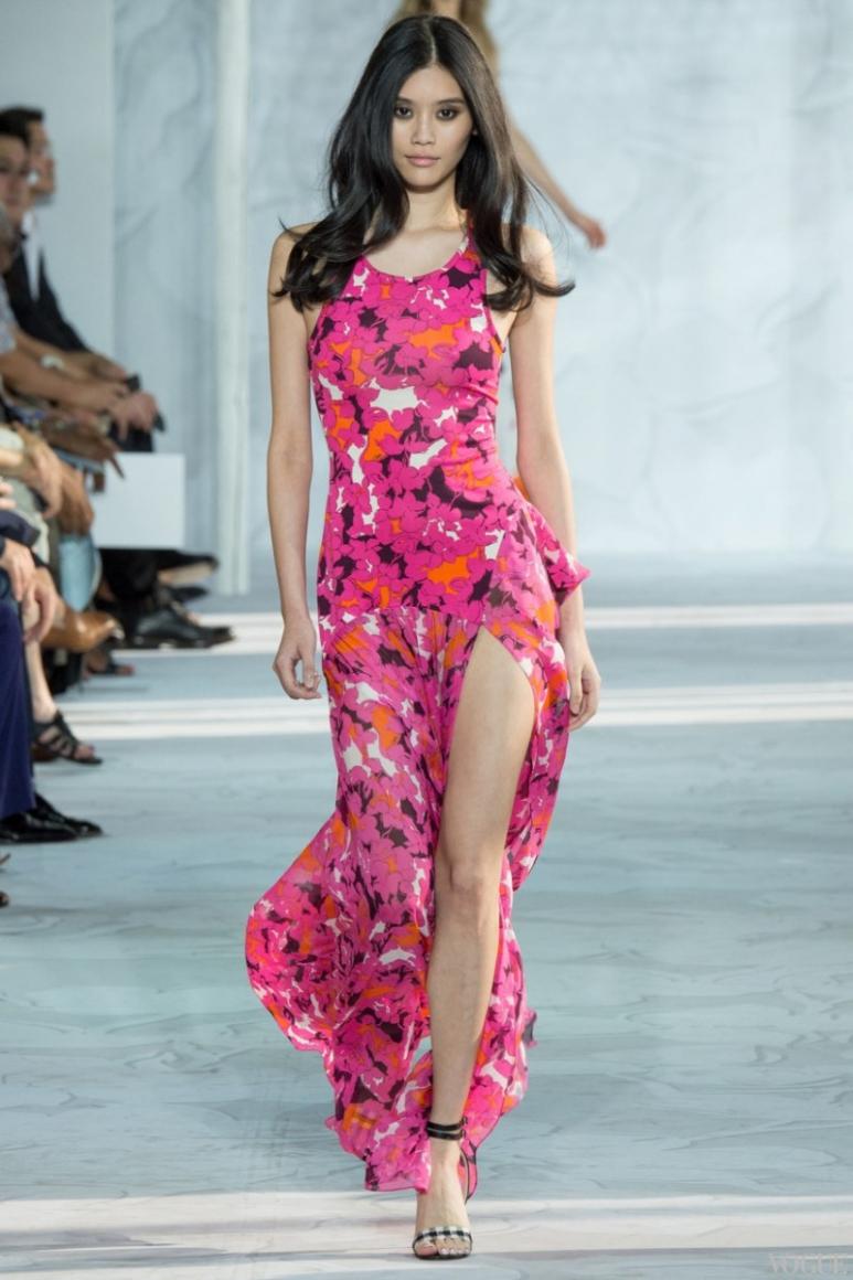 Diane Von Furstenberg весна-лето 2015 #4