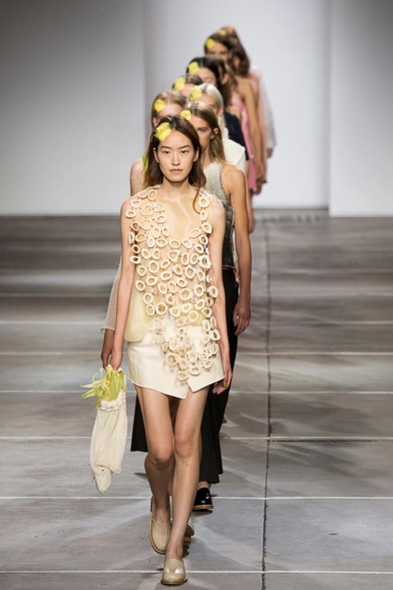 Fashion East весна-лето 2015 #39