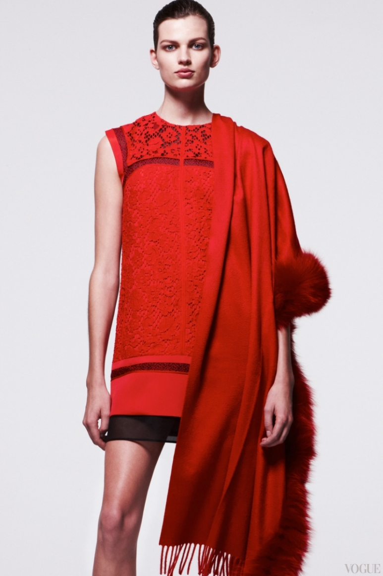 J. Mendel Couture весна-лето 2013 #9