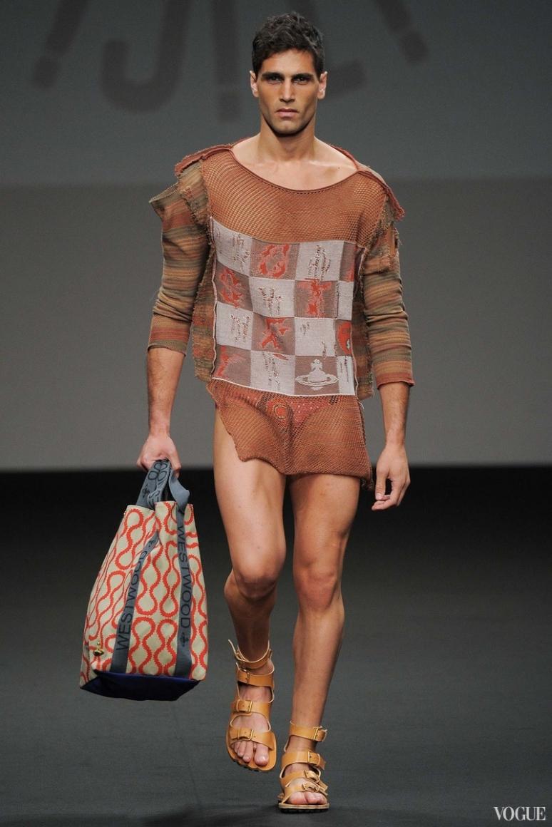 Vivienne Westwood Menswear весна-лето 2016 #41