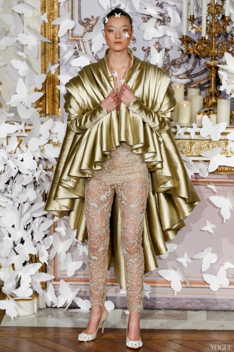 Alexis Mabille Couture весна-лето 2014 #17