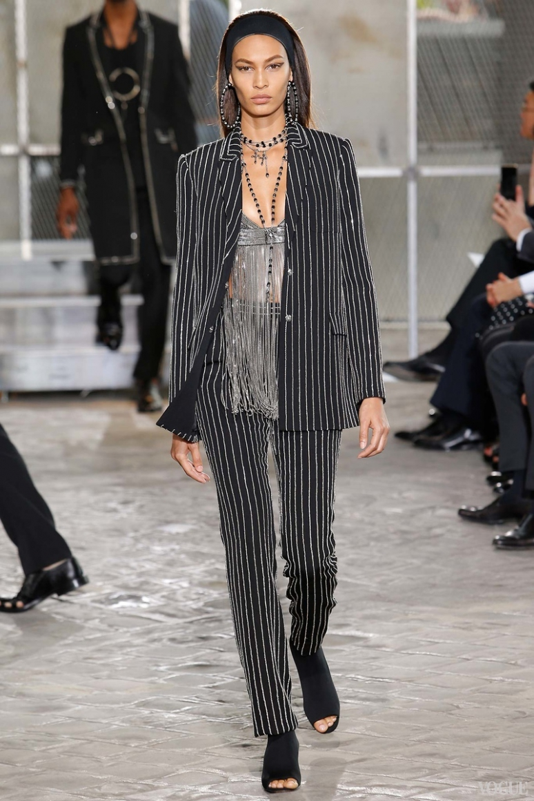 Givenchy Menswear весна-лето 2016 #5