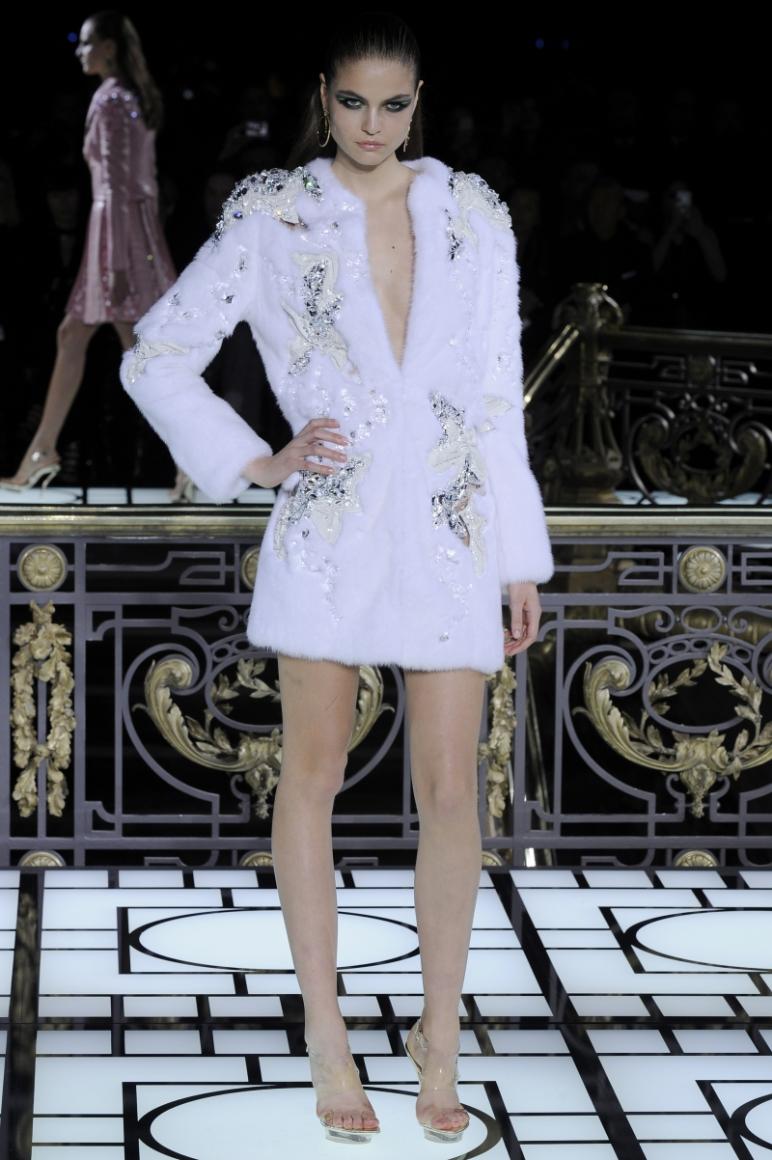 Atelier Versace Couture весна-лето 2013 #12