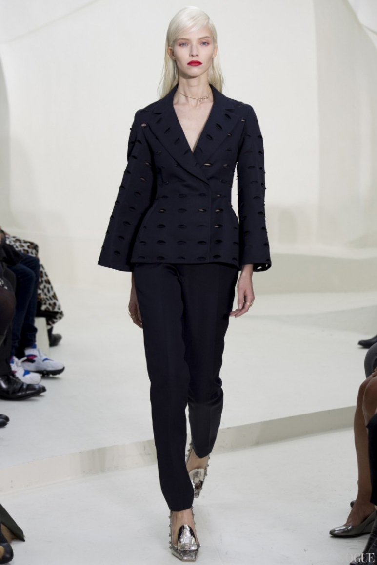 Christian Dior Couture весна-лето 2014 #48