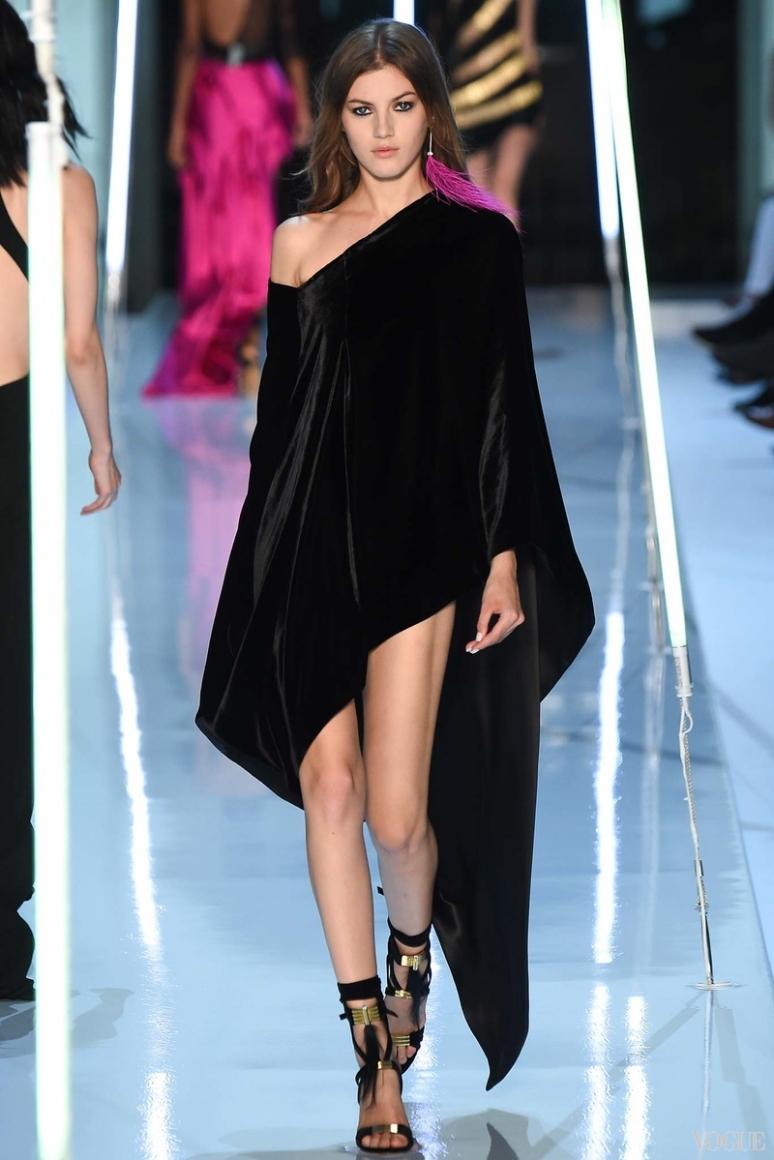 Alexandre Vauthier Couture осень-зима 2015/2016 #11