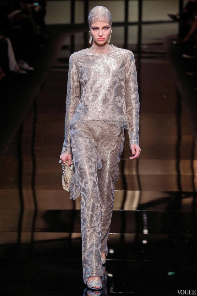 Armani Priv? Couture весна-лето 2014 #3