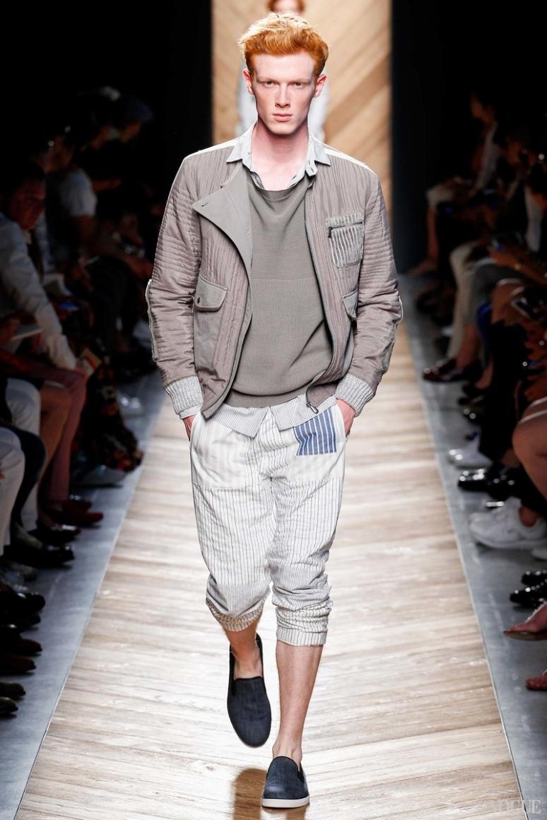 Bottega Veneta Menswear весна-лето 2016 #8