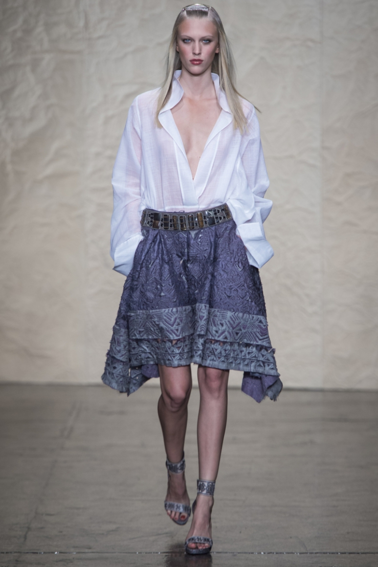 Donna Karan весна-лето 2014 #31