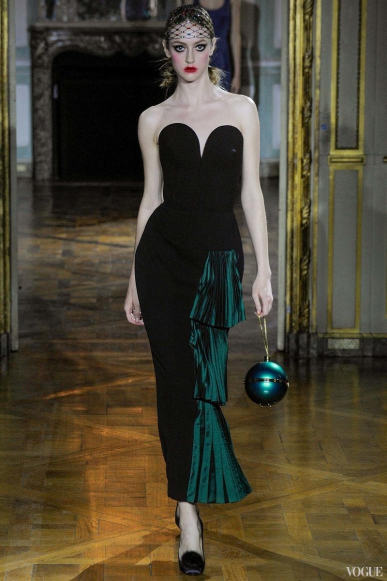 Ulyana Sergeenko Couture осень-зима 2015/2016 #35