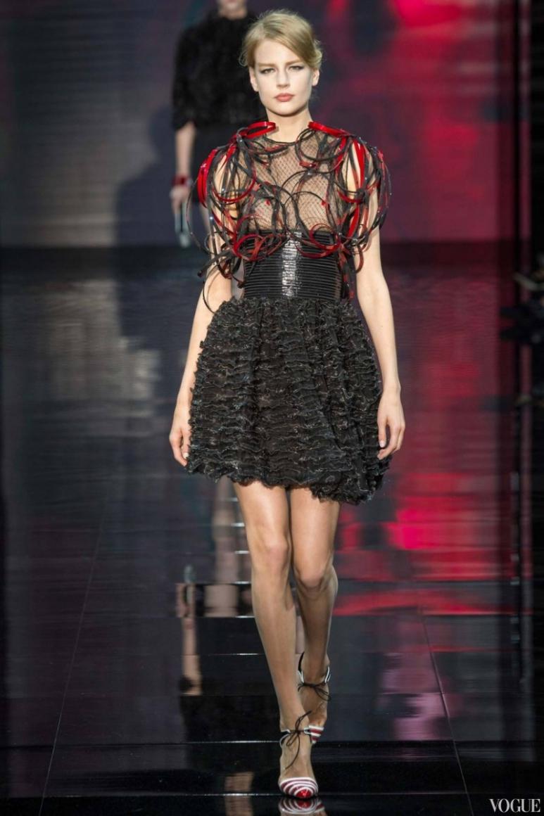 Armani Priv? Couture осень-зима 2014/2015 #28