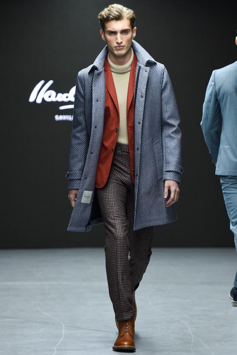 Hardy Amies Menswear осень-зима 2015/2016 #28