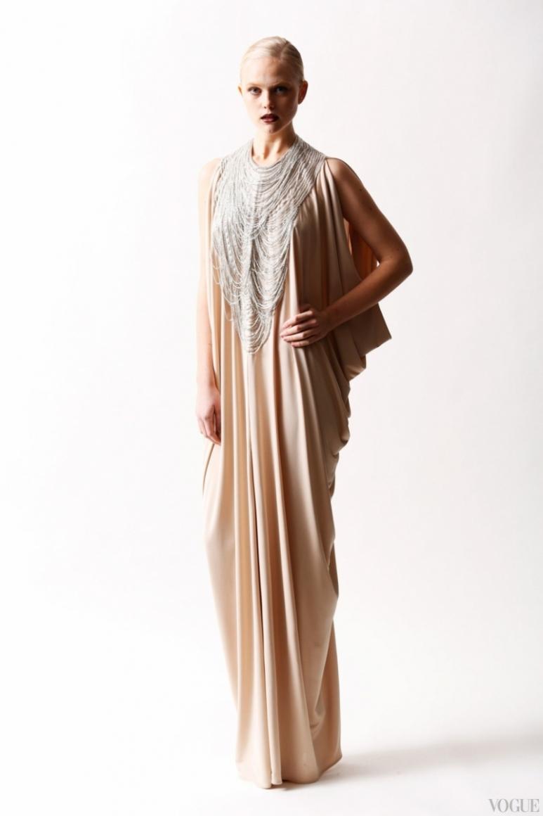 Naeem Khan Couture весна-лето 2013 #15